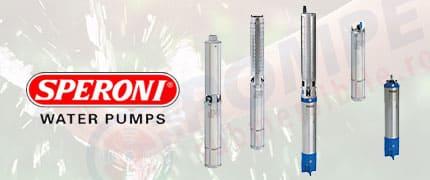Pompe submersibile profesionale Speroni