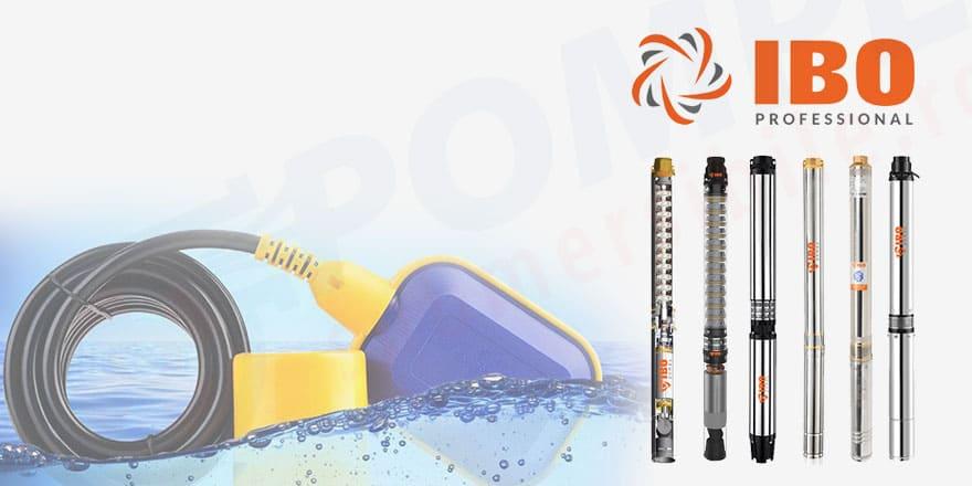 Oferte speciale pompe submersibile IBO rezistente la nisip.